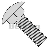 Shorpioen 1456CG 0.25-20 x 3.5 Galvanized Carriage Bolt - Box of 400