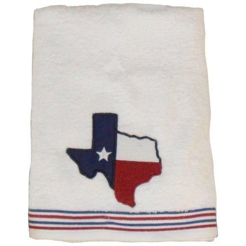 Mainstays Texas Decorative Bath Collection - Bath Towel
