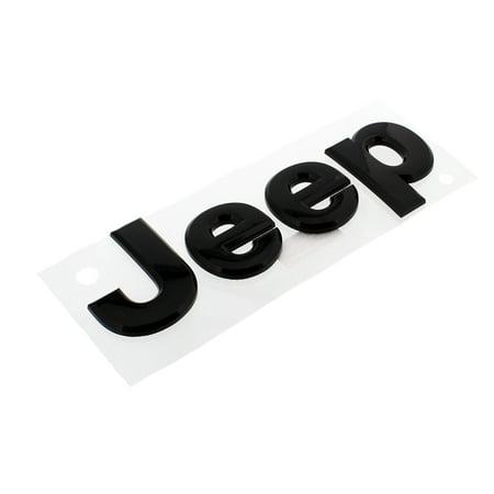 Hood Emblem (Mopar 68193400AA 2013-2017 Jeep Grand Cherokee Front Hood Emblem )