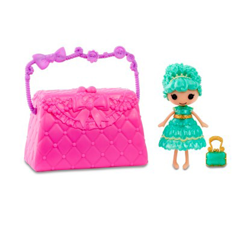 Lalaloopsy Mini Mystery Purses - Series 3 (Purple and Pink)