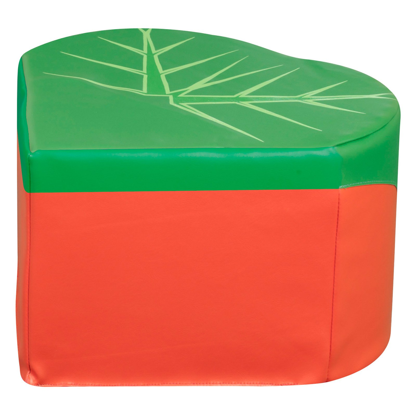 Kalokids Back to Nature Caterpillar Quadrant Pouf