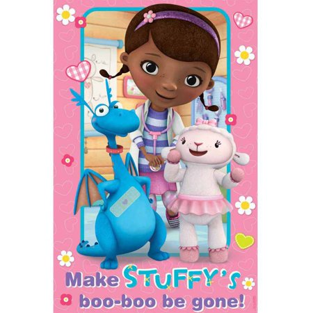 Doc McStuffins Party Game - Doc Mcstuffins Tattoos