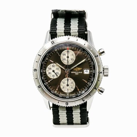 Pre-Owned Breitling Navitimer A13023 Steel Watch (Certified Authentic & Warranty)