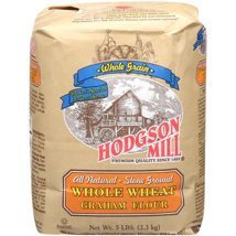 Flours & Meals: Hodgson Mill Whole Wheat Graham Flour