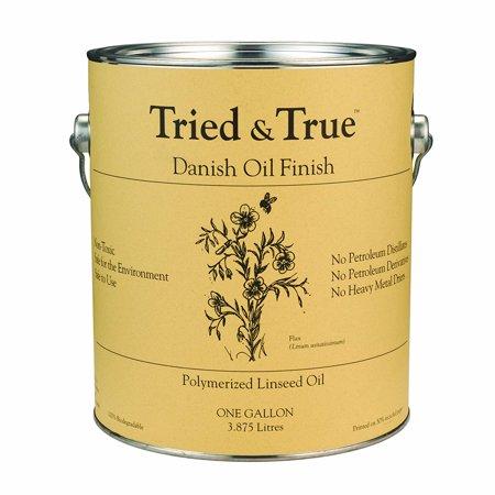 Tried and True Danish Oil Gallon