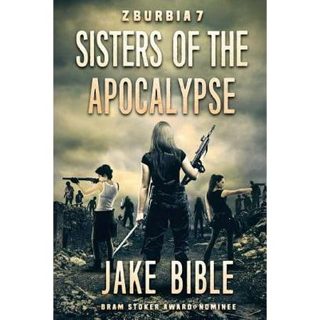 Z-Burbia 7 : Sisters of the Apocalypse