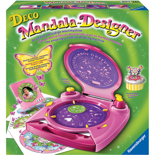 Ravensburger Deco Mandala Designer Drawing Machine