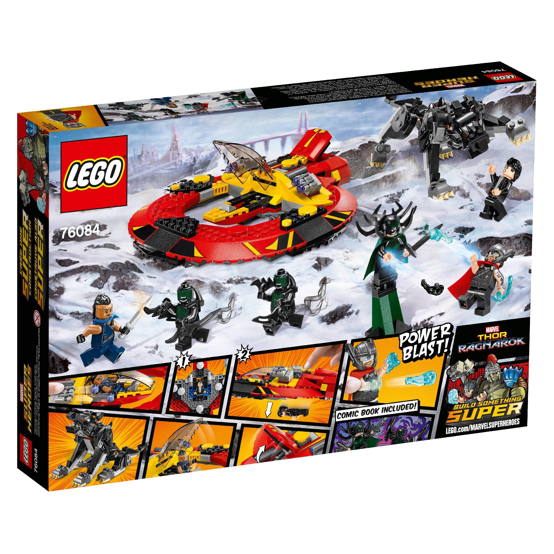 2 BERSERKER minifigure Lego Thor Ragnarok 76084 Ultimate Battle for Asgard lot