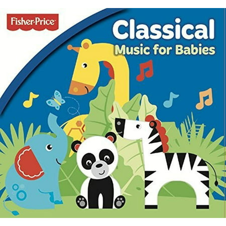 Fisher Price: Classical Music For Babies  - Fisher Price: Classical Music For Babies (CD) - image 1 de 1