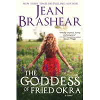 The Goddess of Fried Okra (Large Print Edition) (Paperback)