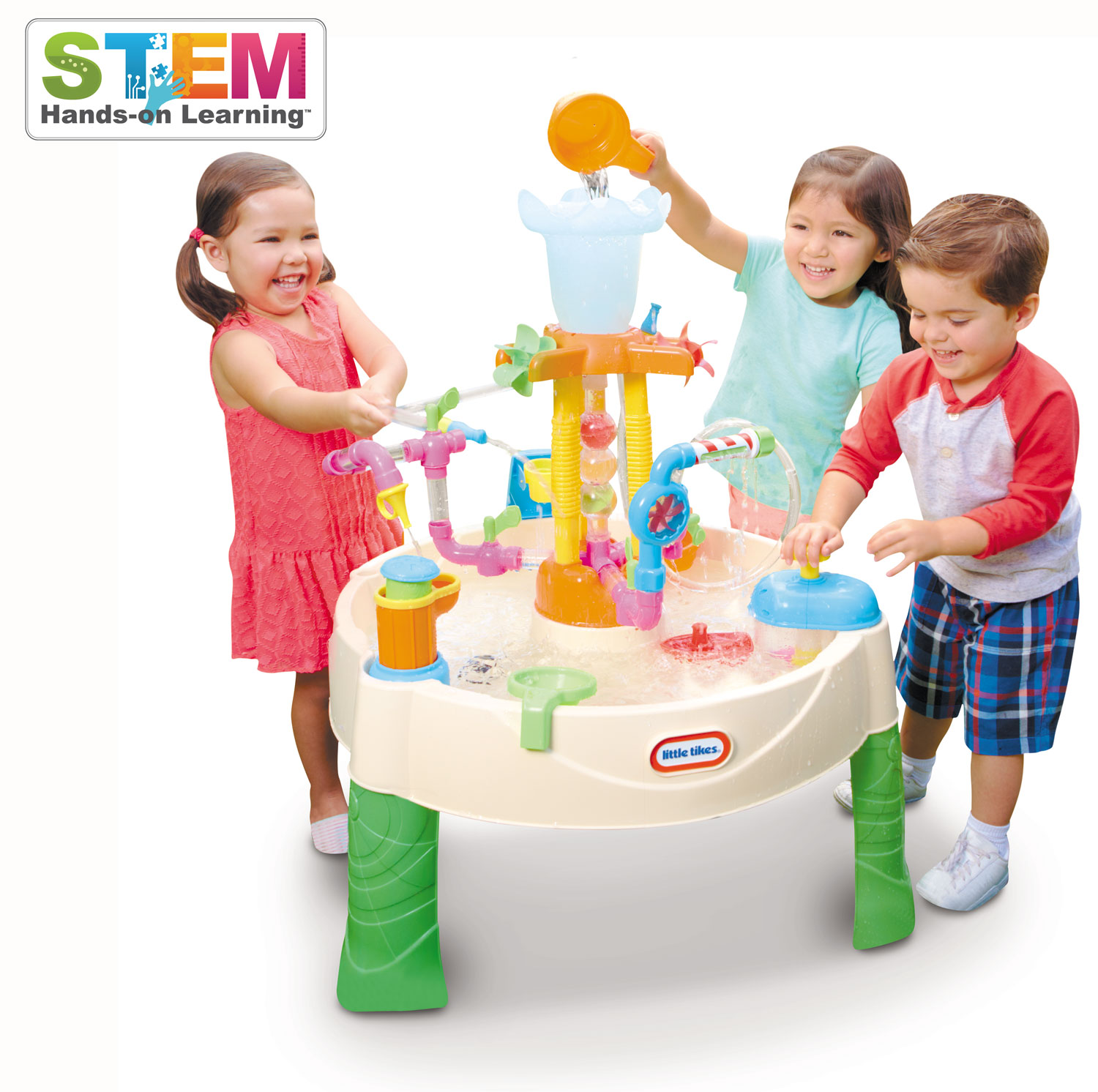 Little Tikes Fountain Factory Water Table by Little Tikes