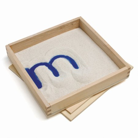 Primary Concepts™ Letter Formation Sand Tray, 8