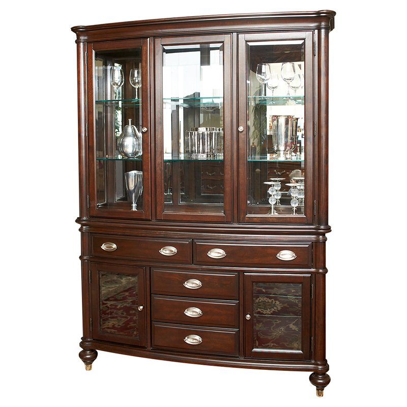 Avalon Furniture Dundee Place China Cabinet