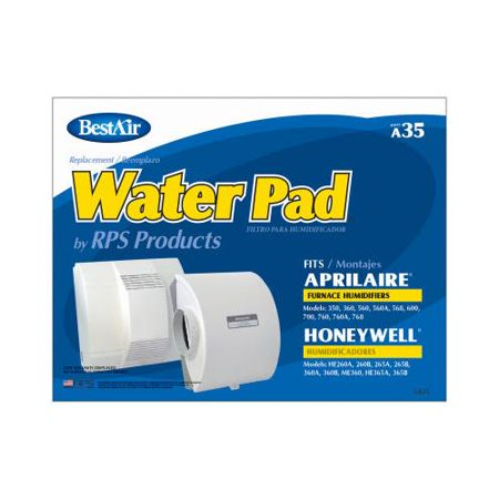 Rps Products A35 Furnace Humidifier Water Pad (Best Air Water Pad A35)