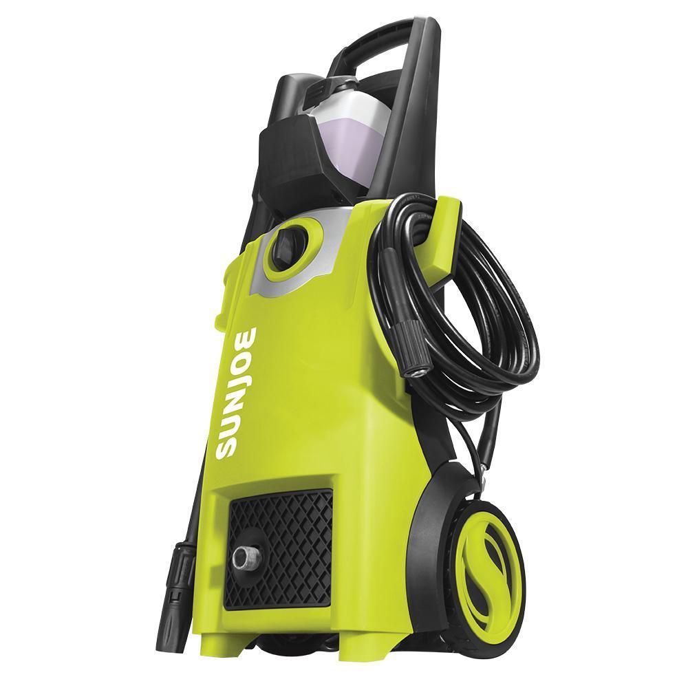 Sun Joe SPX2000 Electric Pressure Washer   1740 PSI   1.59 GPM   12.5-Amp