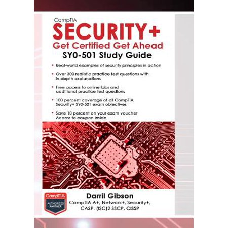 Comptia Security+ Get Certified Get Ahead : Sy0-501 Study (Oracle Certified Web Component Developer Study Guide)