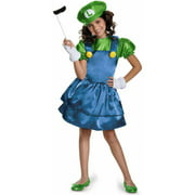 super mario bros luigi wskirt child halloween costume - Koopa Troopa Halloween Costume