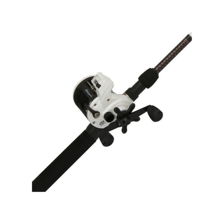 Shakespeare Ugly Stik Walleye Round Baitcast Reel and Fishing Rod