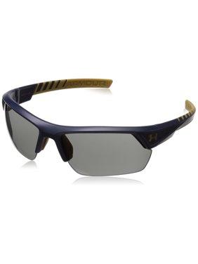 9a069b88d4 Product Image Under Armour UA Igniter 2.0 Satin Navy Frame Gray Lens Men s  Sunglasses