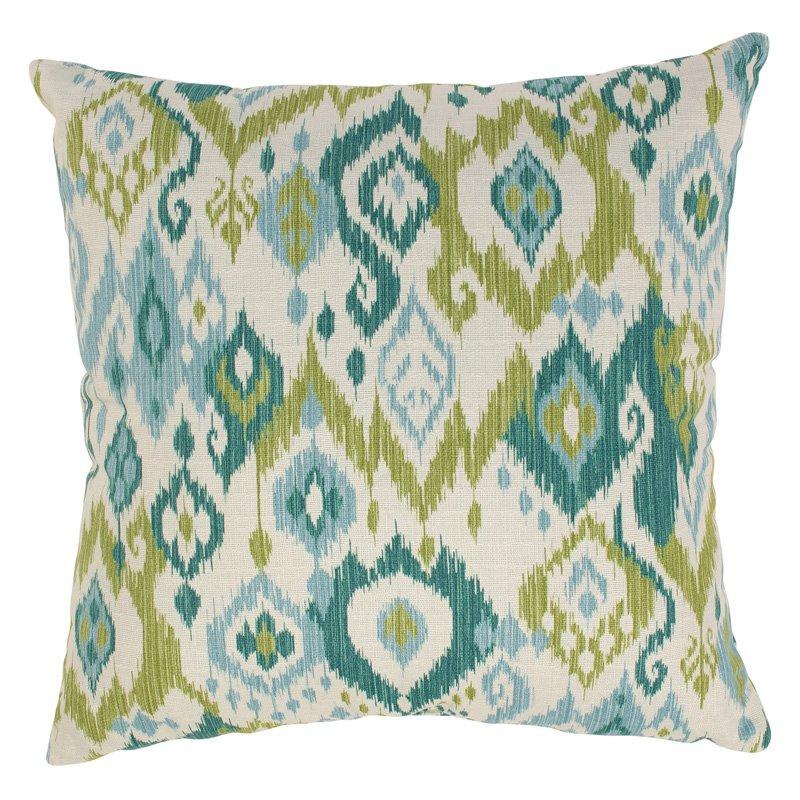 Pillow Perfect Gunnison Grasshopper Throw Pillow