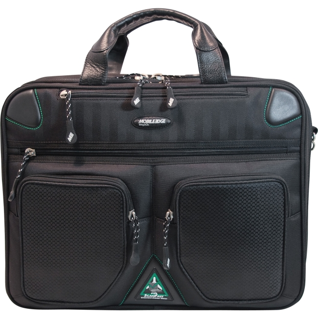 Mobile Edge ScanFast Checkpoint Friendly Briefcase 2.0 - ...