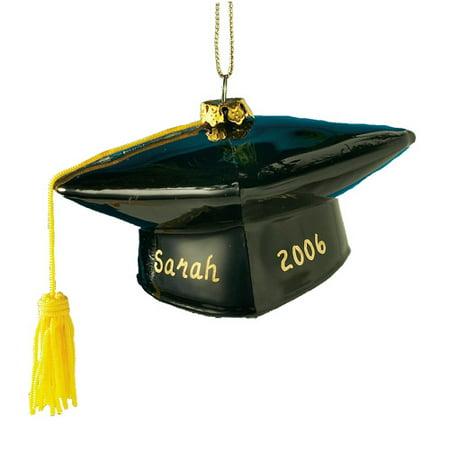personalized graduation cap ornament walmart com