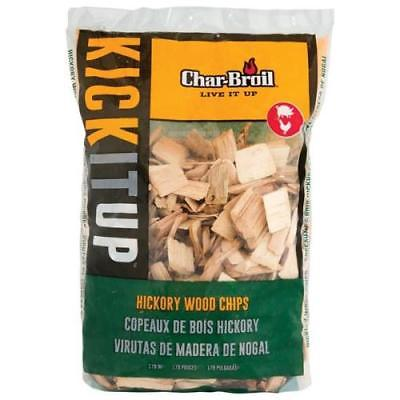Char - Broil Hickory Wood Chips, 4Pack