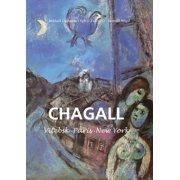 Marc Chagall - Vitebsk -París -New York - eBook