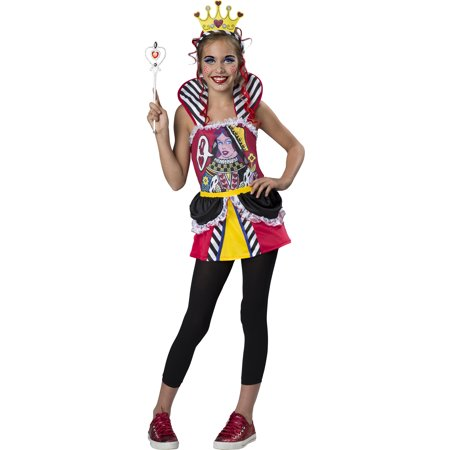 Kids Alice In Wonderland Costume (Alice In Wonderland