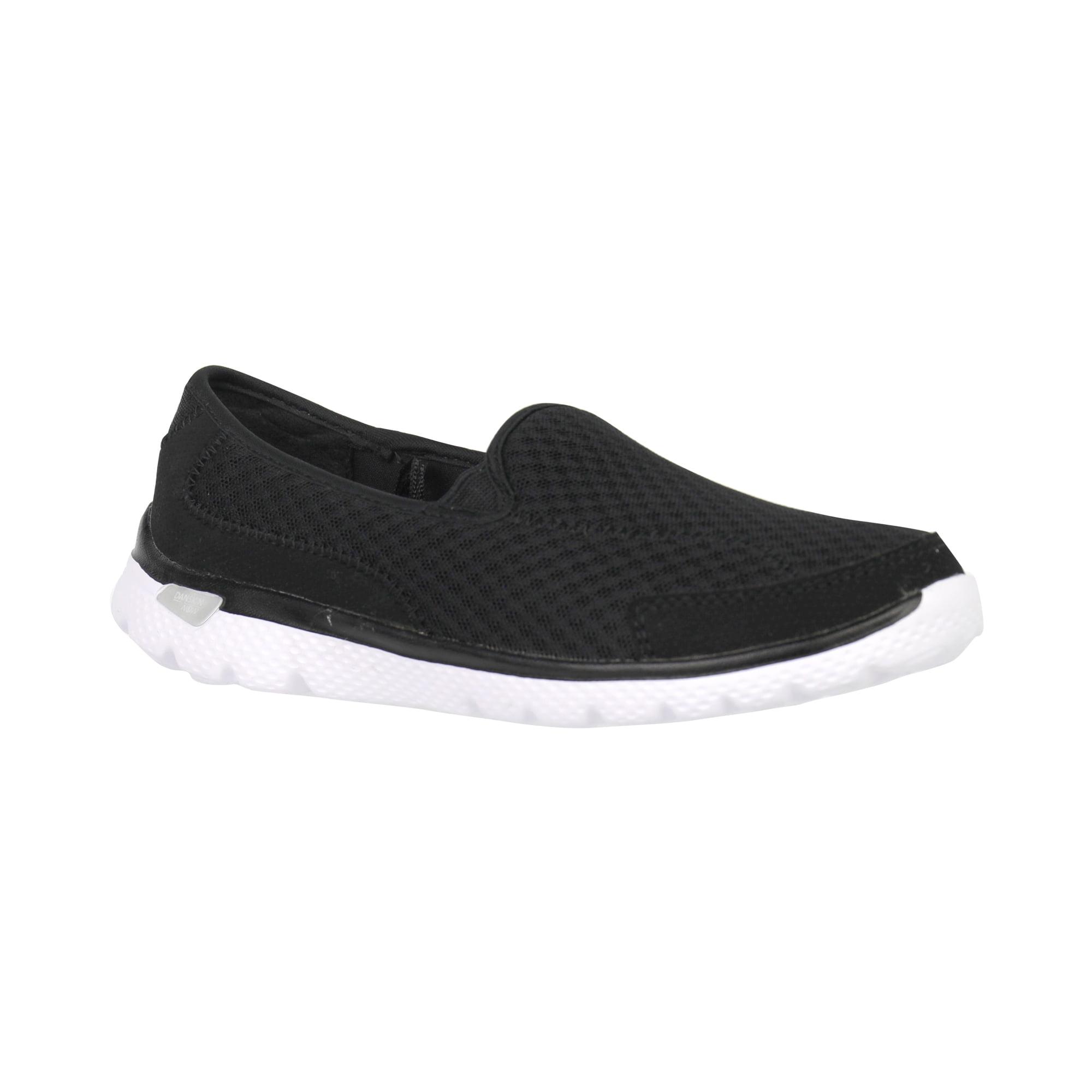 Danskin Now Women's Athletic Knit Slip On Shoe by Generic