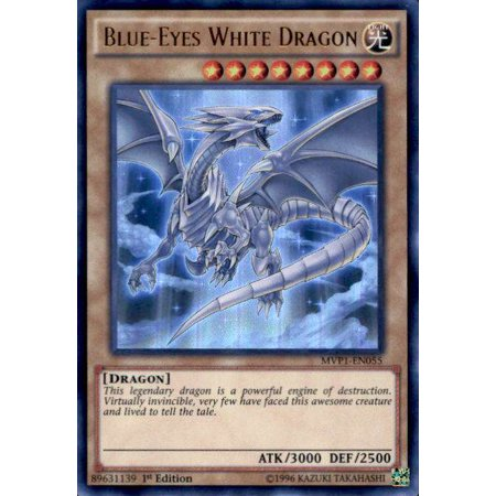 YuGiOh Dark Side of Dimensions Movie Blue-Eyes White Dragon