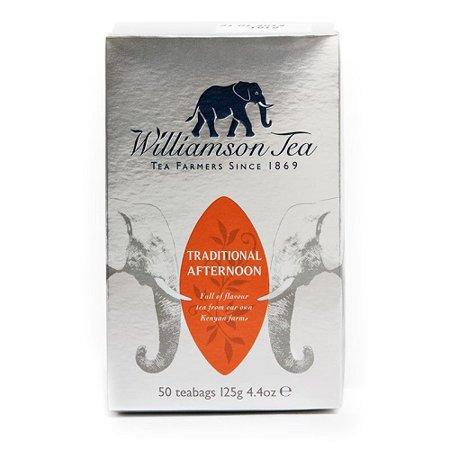 Williamsons Traditional Afternoon Tea 50 Btl. 125g - Halloween Afternoon Tea 2017