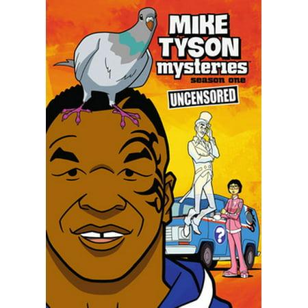Mike Tyson Mysteries: Season One - Mike Tyson Tattoo Halloween