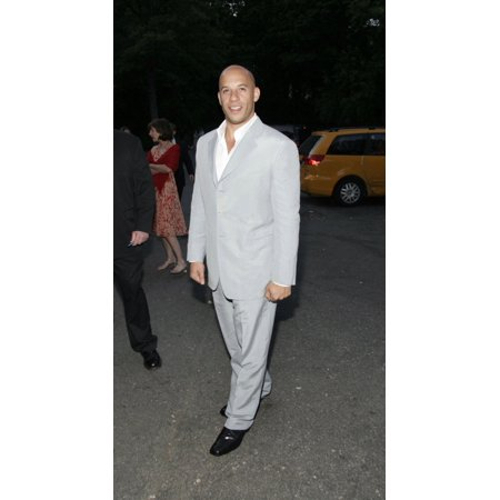 Vin Diesel At Arrivals For The Fresh Air Fund Salute To American Heroes Tavern On The Green Restaurant New York Ny June 02 2005 Photo By Fernando LeonEverett Collection
