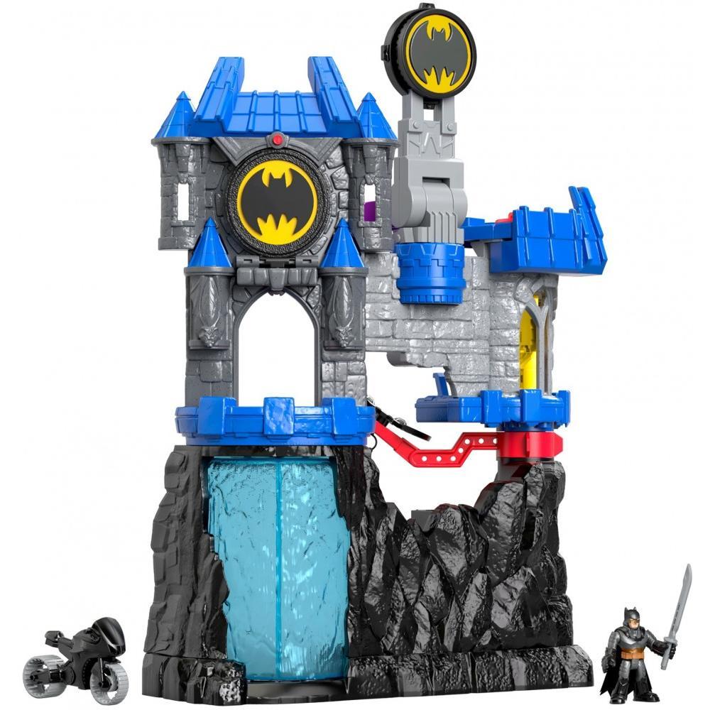 Imaginext DC Super Friends Wayne Manor Batcave for Ages 3-8Y