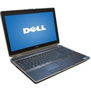 "Refurbished Dell 15.5"" Lattitude E6520 Laptop PC with Intel Core i5 Processor, 4GB Memory, 500GB Hard Drive and Windows 10 Pro"