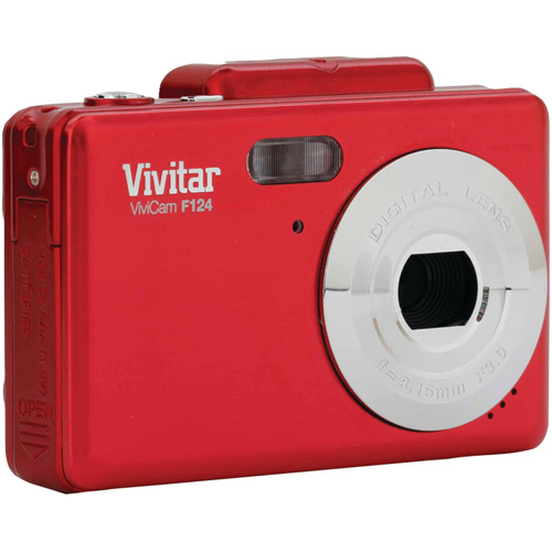 14.1 Megapixel VF124 iTwist Digital Camera