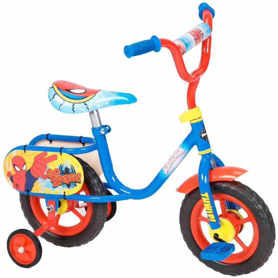 "Huffy 10"" Boys' Marvel Spider-Man Bike"