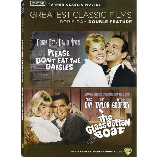 Please Don't Eat The Daisies (1960) / The Glass Bottom Boat (1966) (Widescreen)