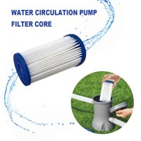Swimming Pool Filter Foam Cartridge for  Above Ground Swimming Pool, Washable Filter Sponge Cleaner for Pool, Pool Filter Cartridge  Pool Filter Pumps - Pool Spa Filter