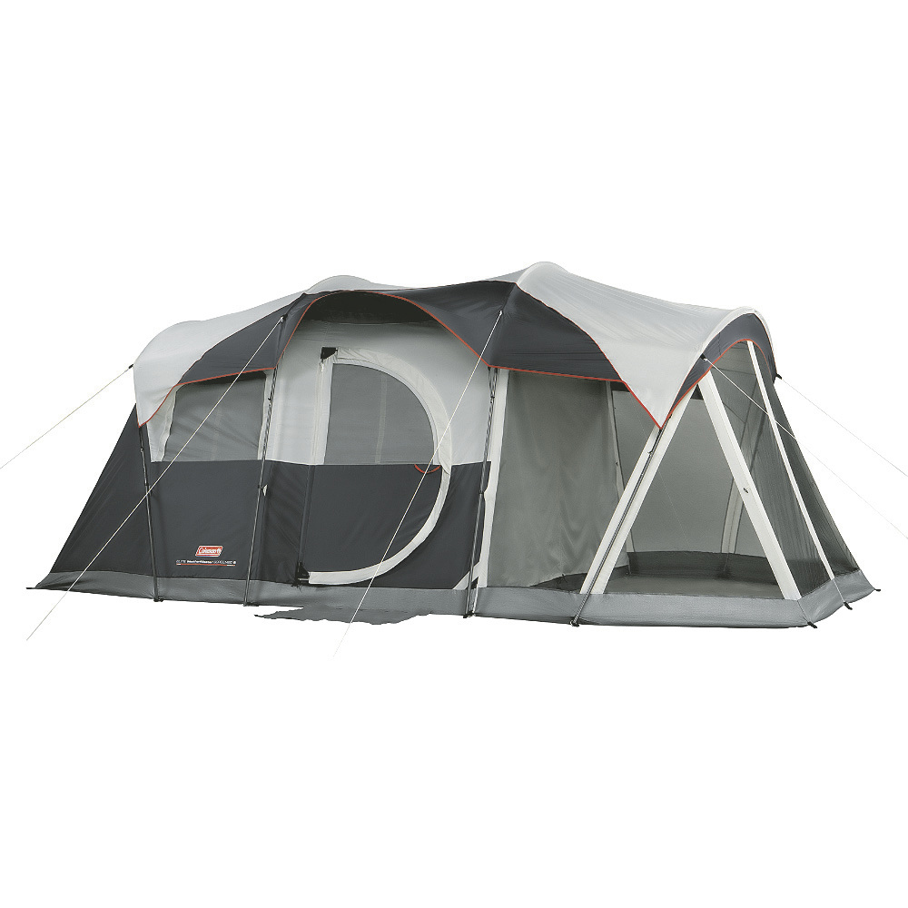 Coleman ELITE WEATHERMASTER 6 SCREENED TENT 17 X 9 200002...