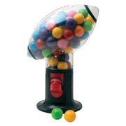 Football Snack Candy and Gumball Dispenser