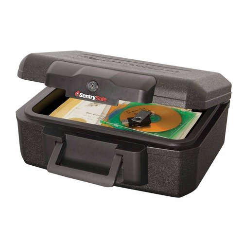 SentrySafe 0.18 cu. ft. Fire Chest, 1200