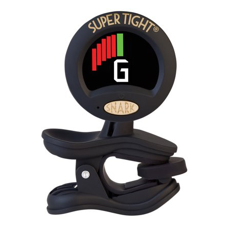 Snark St-8 Super Tight Clip-On Chromatic Tuner - Ot 120 Chromatic Orchestral Tuner