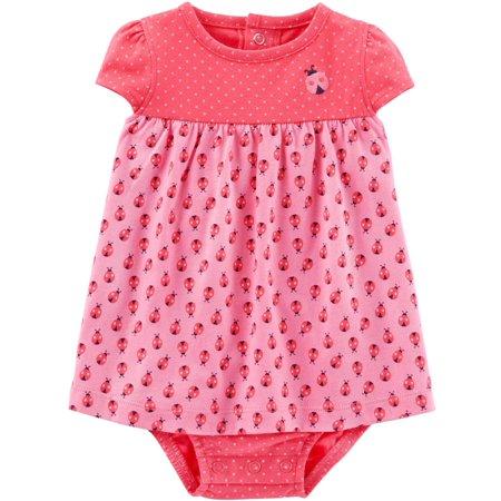 Child Of Mine Baby Girl 1pc Ladybug