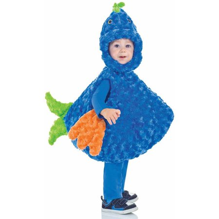 Big Mouth Halloween (Big Mouth Blue & Green Fish Toddler Halloween)