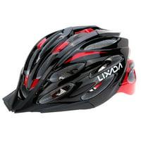 Lixada 24 Vents Ultralight Integrally-molded EPS Sports Cycling Helmet with Lining Pad Mountain Bike Bicycle Unisex Adjustable Helmet