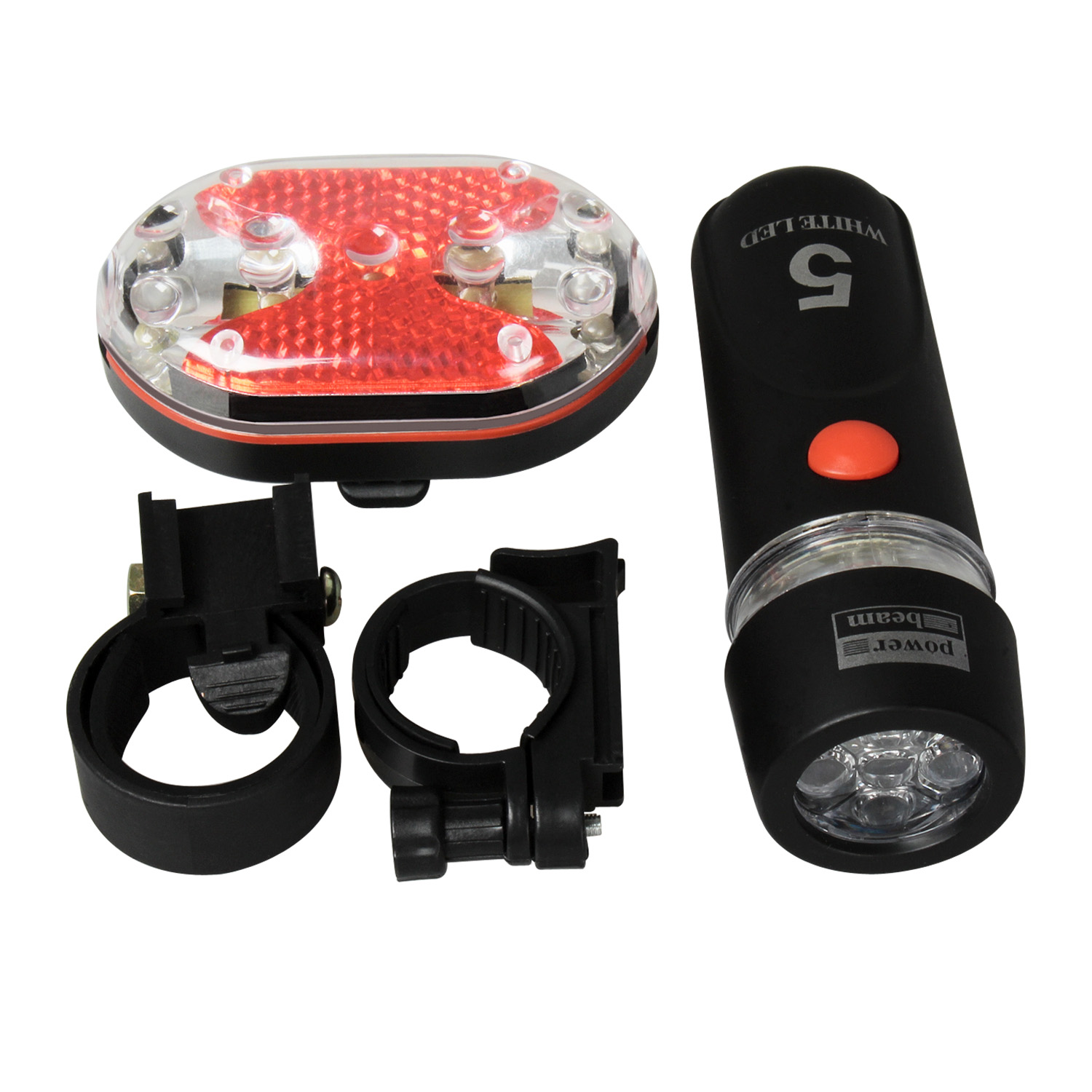 Details about  /Ascher Ultra Bright USB Rechargeable Bike Light Set Powerful Bicycle Front Head