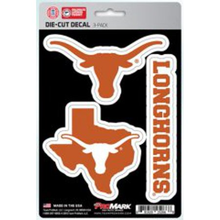 Texas Longhorns Team Decal Set