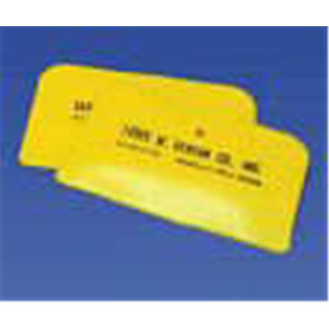 Gerson 30003 Plastic Spreaders, 3 X 5 in., 100 Per Box
